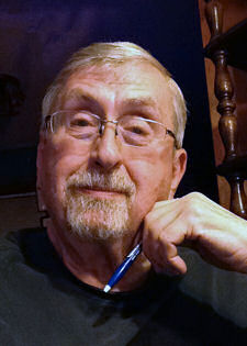 Roy Beckemeyer Author Photo
