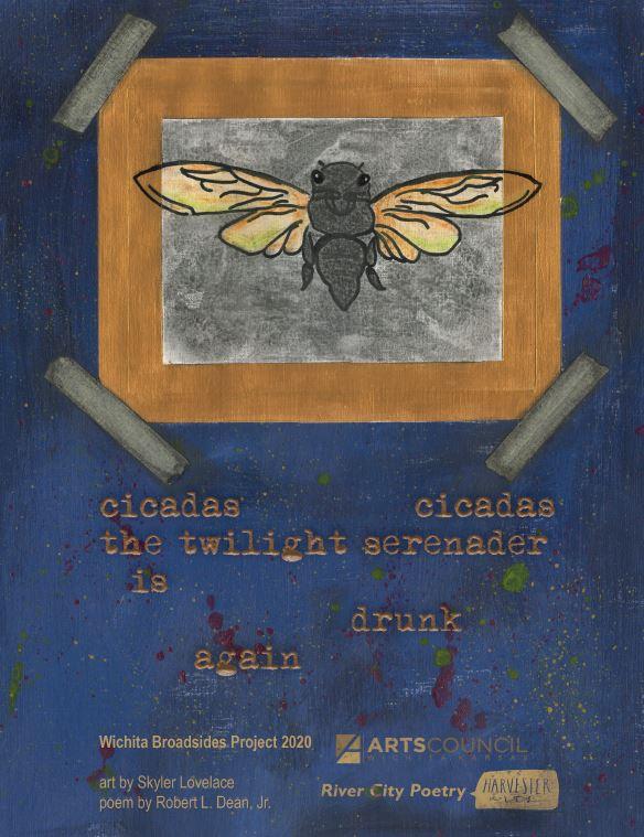 June Cicadas