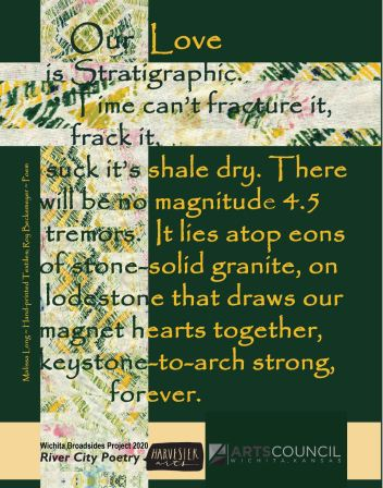 Our Love is Stratigraphic